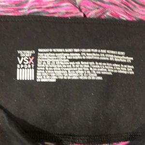 Victoria's Secret Pants - NWOT VSX SPORT Knockout Yoga Leggings Tights